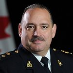 Supt. Mike Legault Officer In Charge of Training & Development and the Pacific Region Training Centre in British Columbia